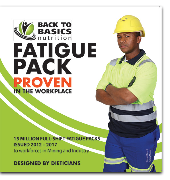 Fatigue pack