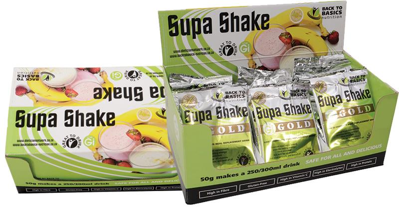 Supa Shake Fatigue pack