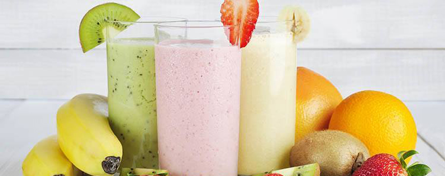 Smoothy Recipes using Supa Shake